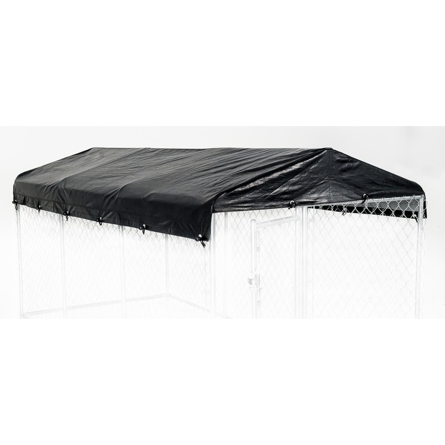 Weatherguard 60-in L x 180-in W Polyester Roof Kit Kennel Cover