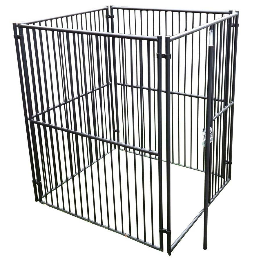 Shop Lucky Dog Outdoor Kennel Panels Lowes