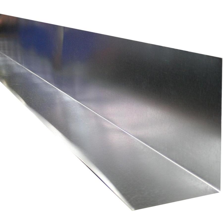 Union Corrugating 6-in x 6-in Galvanized Steel Step Flashing