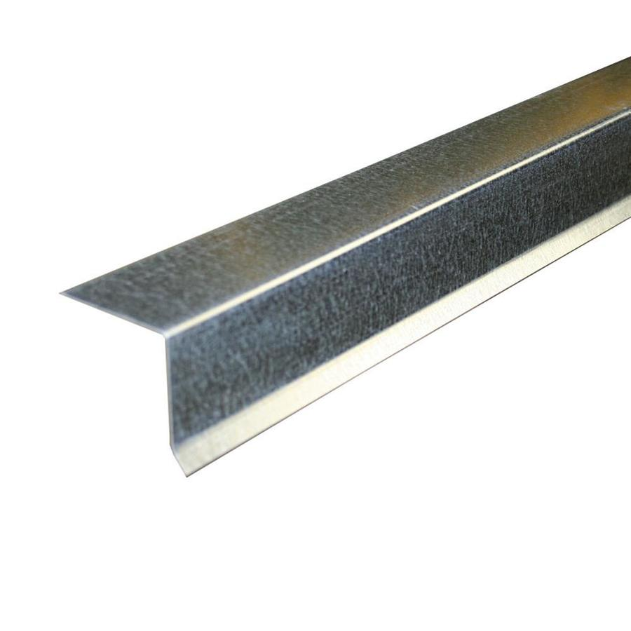 Union Corrugating 2-in x 10-ft Galvanized Steel Drip Edge