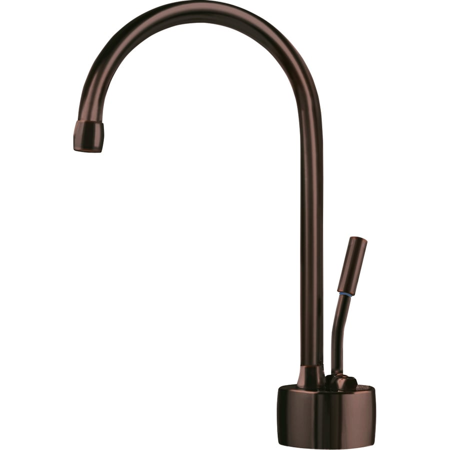 Franke Olde Bronze Hot Water Dispenser with High Arc Spout