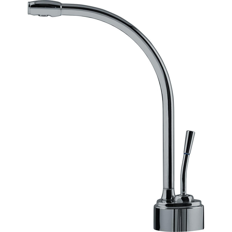 Franke Polished Nickel Hot Water Dispenser with High Arc Spout