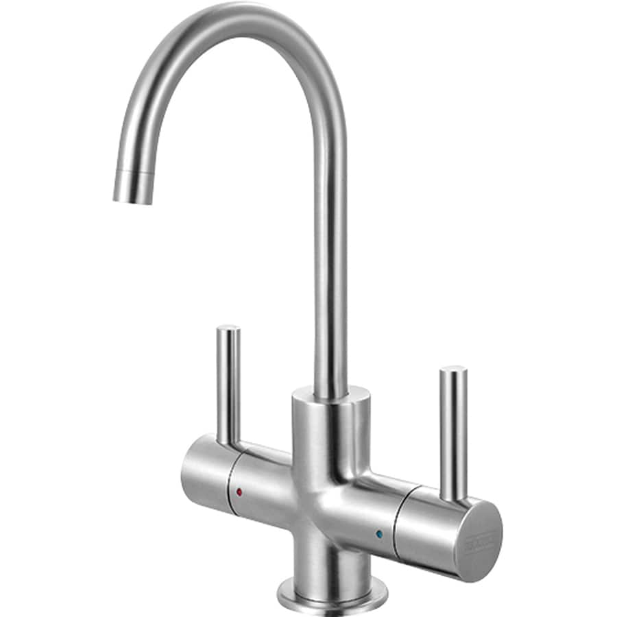 Franke Stainless Steel Hot Water Dispenser with High Arc Spout