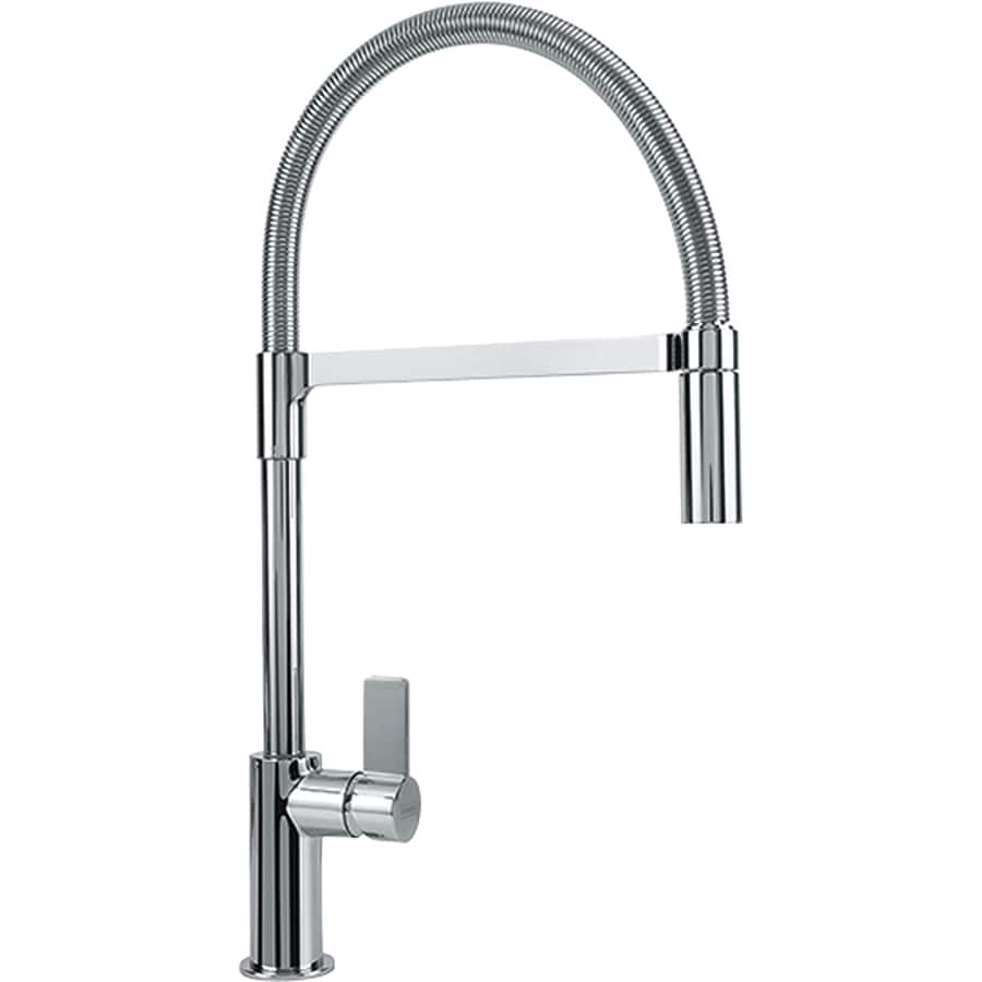 Franke Ambient Chrome 1-Handle Pull-Out Kitchen Faucet