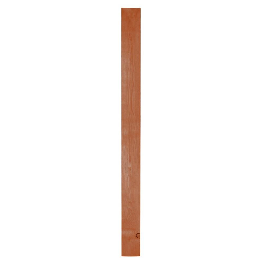 """Wood Fencing 1"""" x 6"""" x 6' Cedar Fence Board"""
