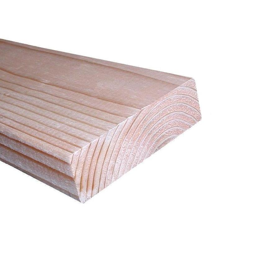 Top Choice (Common: 2-in x 6-in x 14-ft; Actual: 1.4687-in x 5.4687-in x 13.875-ft) Lumber