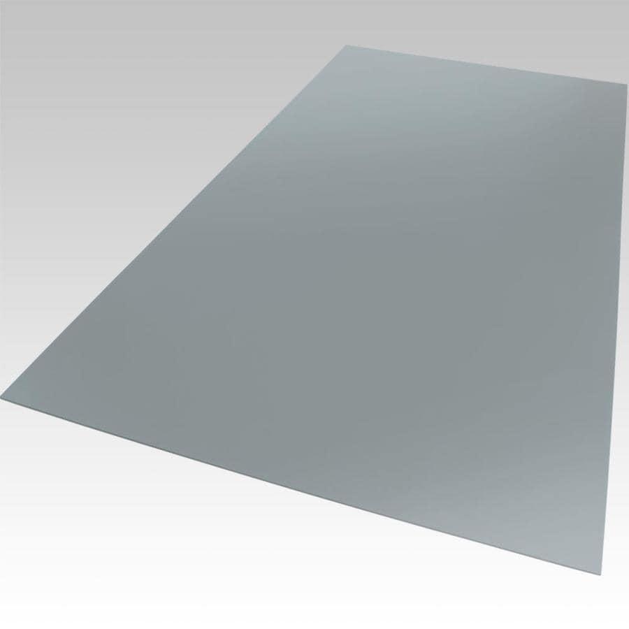 Palight ProjectPVC Gray Foam PVC Sheet (Common: 24-in x 48-in; Actual: 24-in x 48-in)