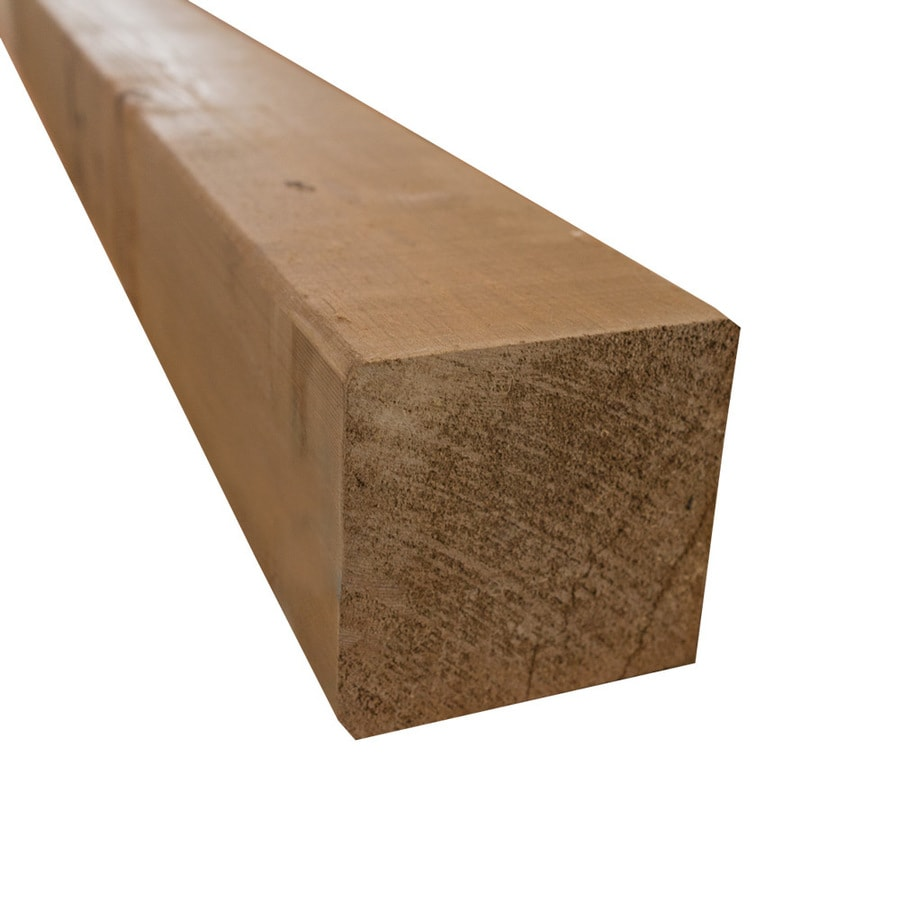 Top Choice (Common: 6-in x 6-in x 8-ft; Actual: 5.625-in x 5.625-in x 8-ft) Lumber