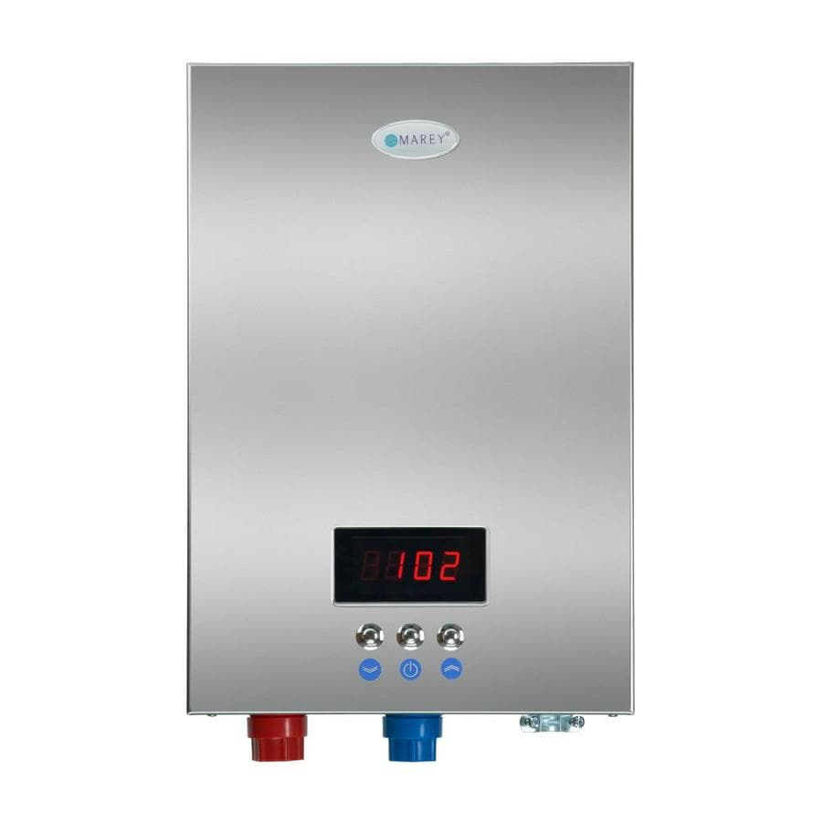 MAREY ECO 220-Volt 27-kW 5-Year Indoor Tankless Electric Water Heater