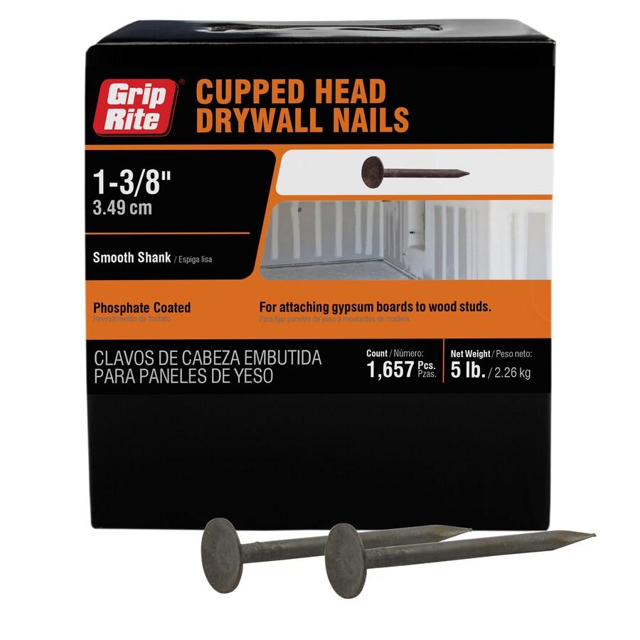 Grip-Rite 1.375-in Drywall Nail