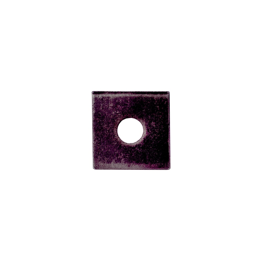 Grip-Rite 1/2-in Bright Steel Standard (SAE) Square Washers