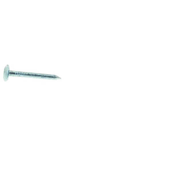 Grip Rite 5 Lb 11 Gauge 1 5 In Steel Roofing Nails In The Roofing Nails Department At Lowes Com