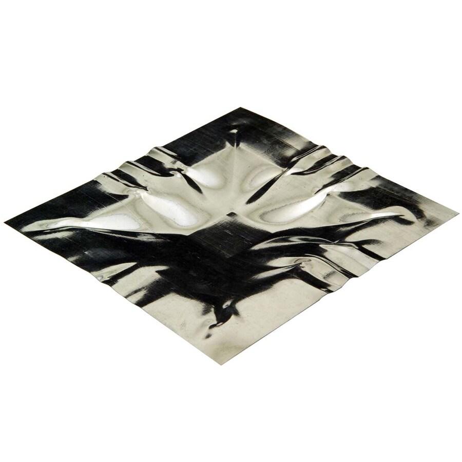 Grip-Rite 6.5-in x 6.5-in Steel Concrete Block Cap