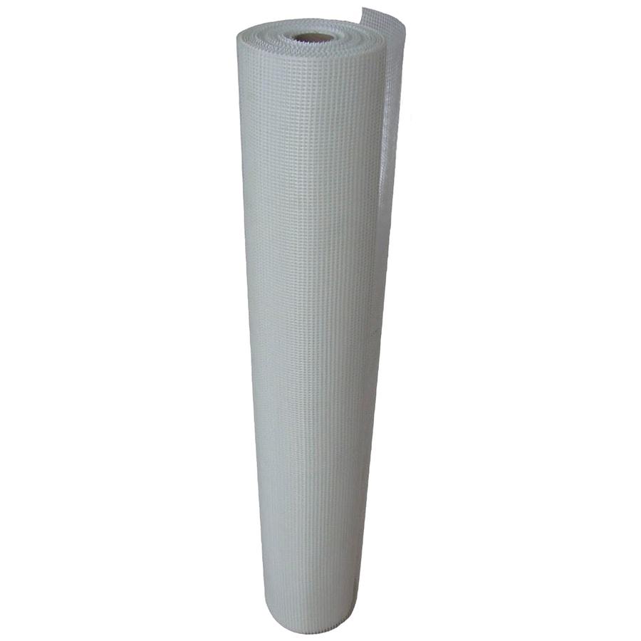 Grip-Rite EIFS Mesh Fiberglass Stucco Netting (Common: 1800-in x 48-in; Actual: 1800-in x 48-in)