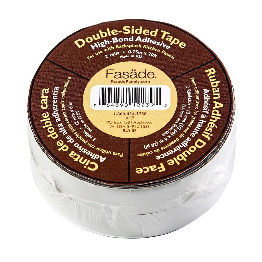 Fasade 3.75-in x 3.75-in White Plastic Backsplash