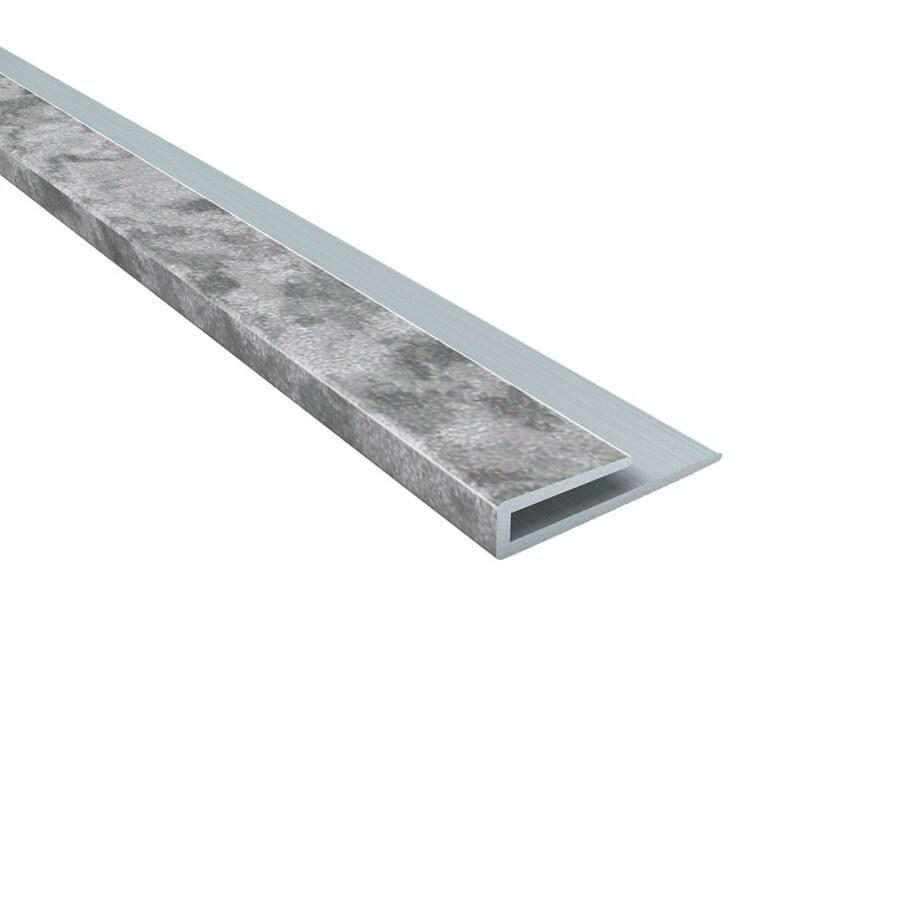 ACP Galvanized Steel PVC Smooth J-Channel Ceiling Grid Trim