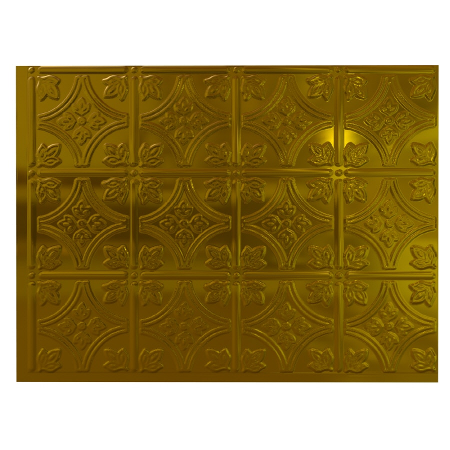 shop fasade 24 1 2 in brass thermoplastic multipurpose