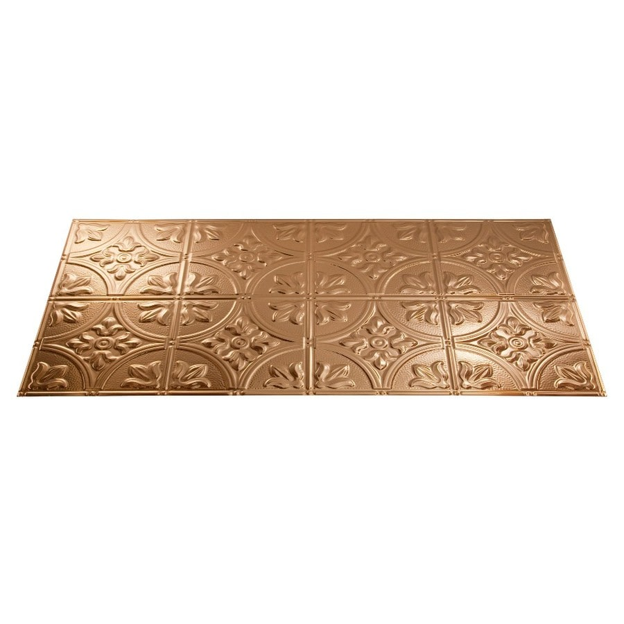 Lowes metal ceiling tiles