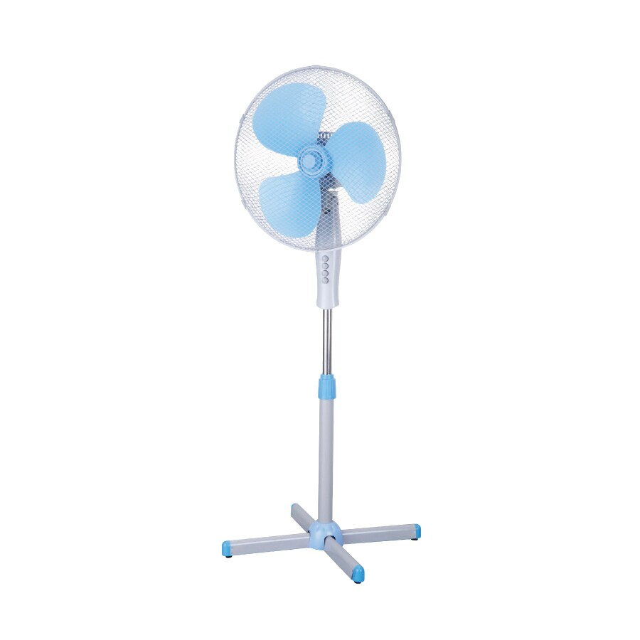 Utilitech 16-in 3-Speed Oscillating Misting Stand Fan