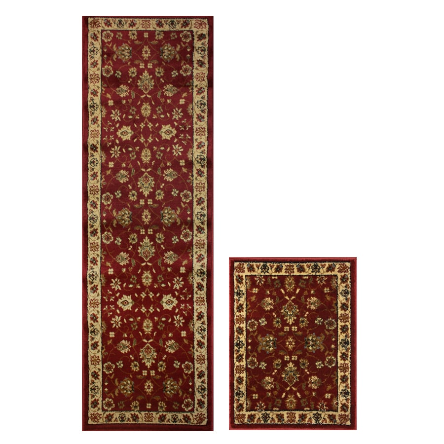 Style Selections Elegance Indoor Woven (Common: 2 x 6; Actual: 26.5-in W x 72-in L)
