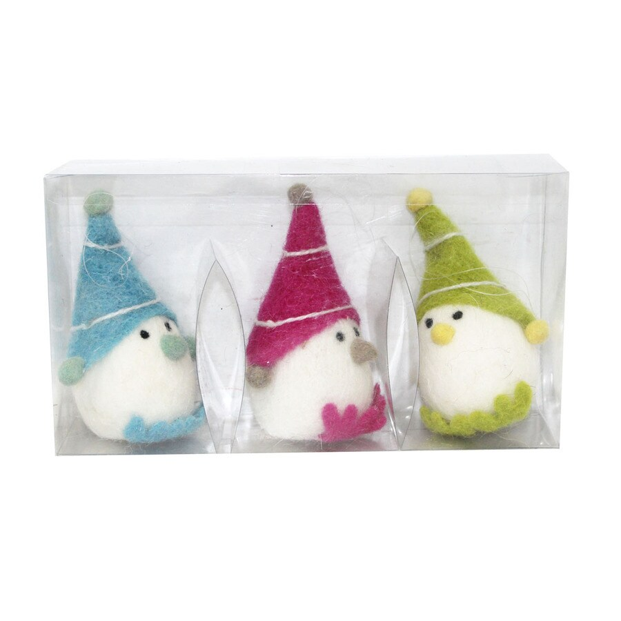 Holiday Living 3-Pack Multicolored Ornament Set