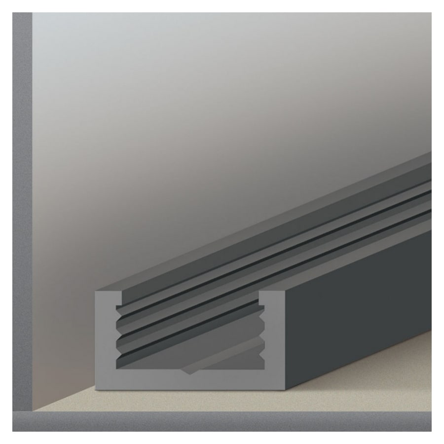 Shaw .56-in x 93-in Feature Strip Floor Moulding