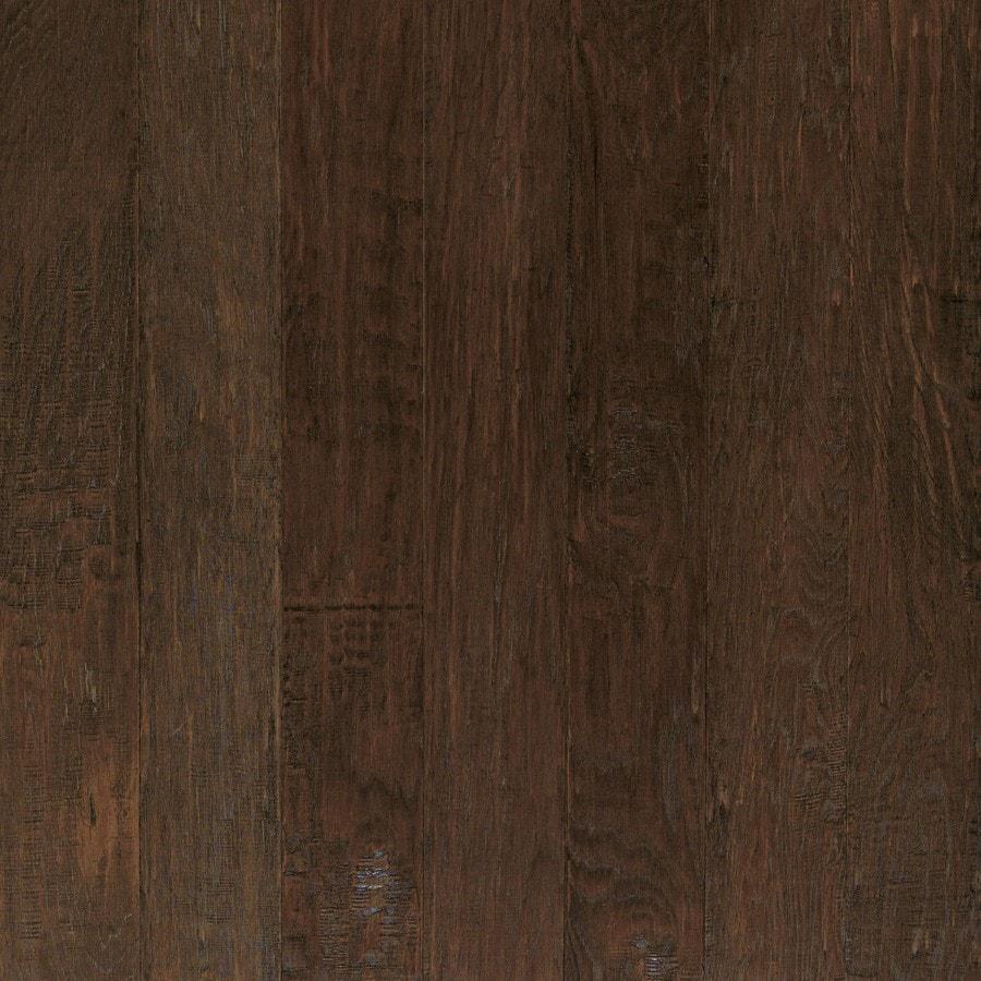 Shaw Dakota Hickory 5-in W Prefinished Hickory Engineered Hardwood Flooring (Siena)