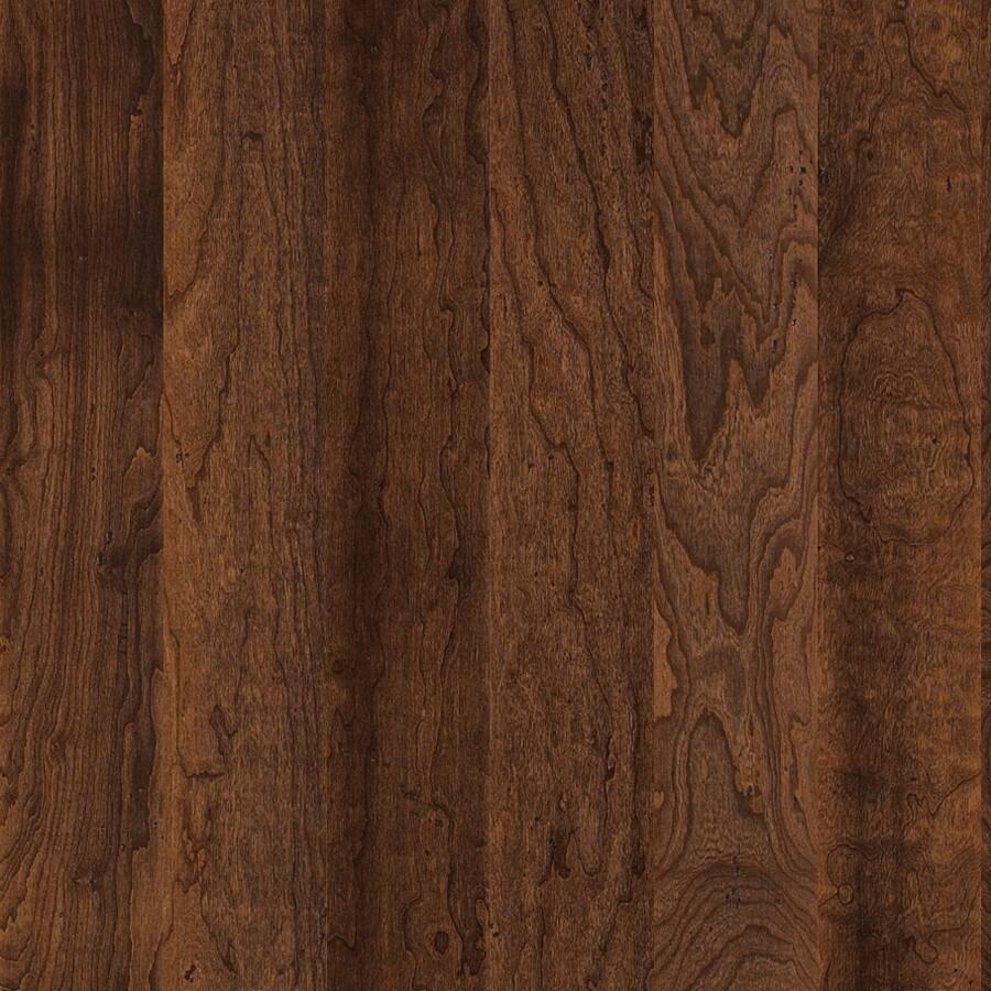 Shaw 4.94-in W Prefinished Cherry Engineered Hardwood Flooring (Sangria)