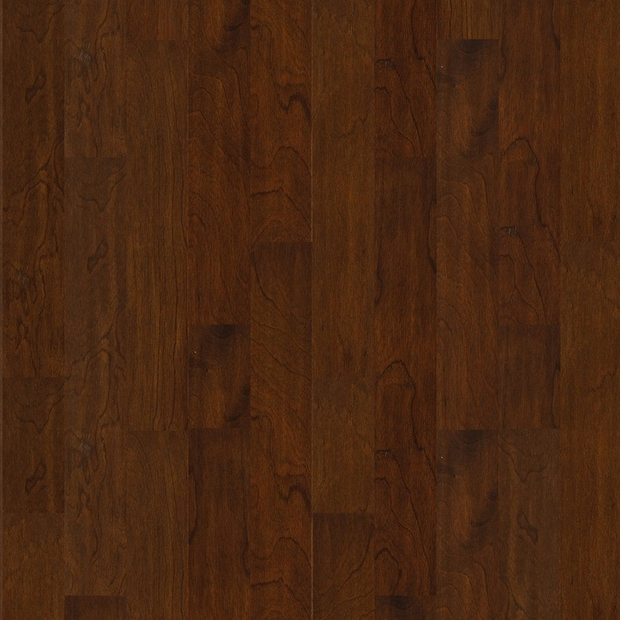 Shaw 5-in W Prefinished Copaiba Engineered Hardwood Flooring (Sable)