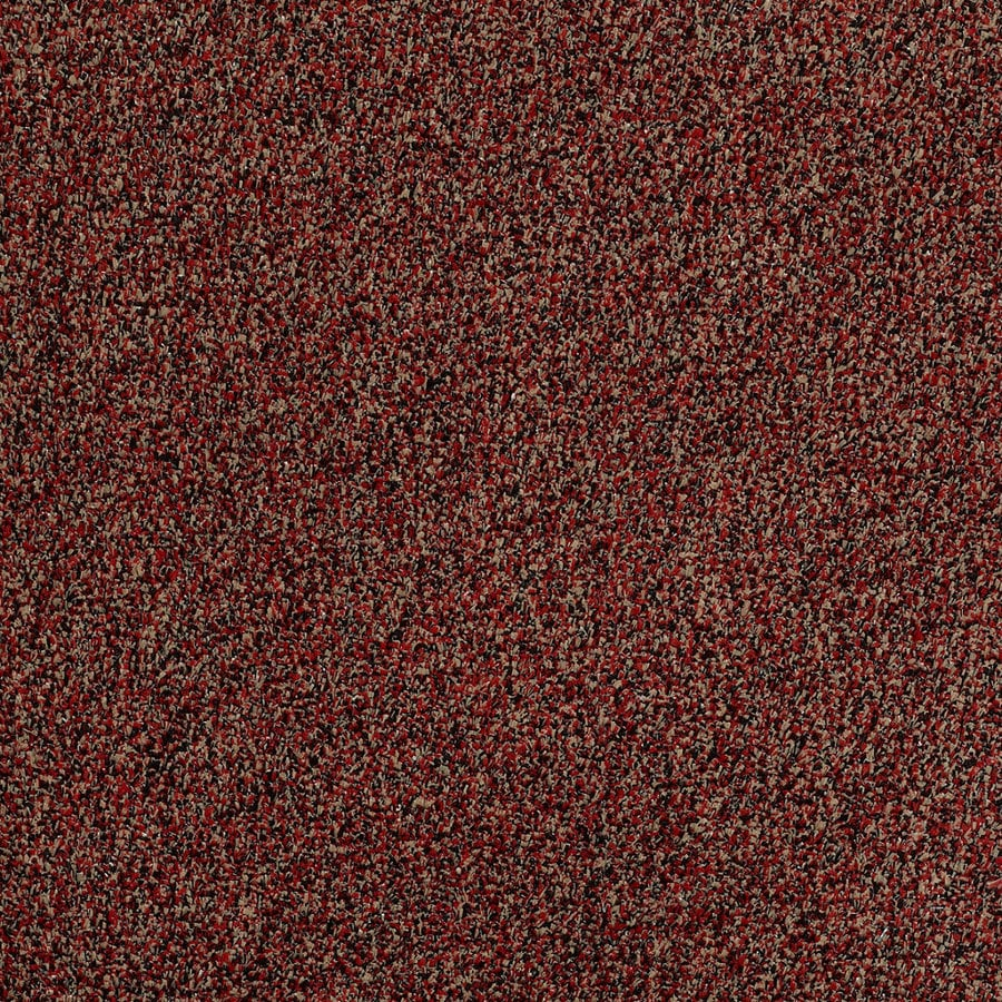 Shop Shaw Home And Office Crushed Brick Berber Outdoor