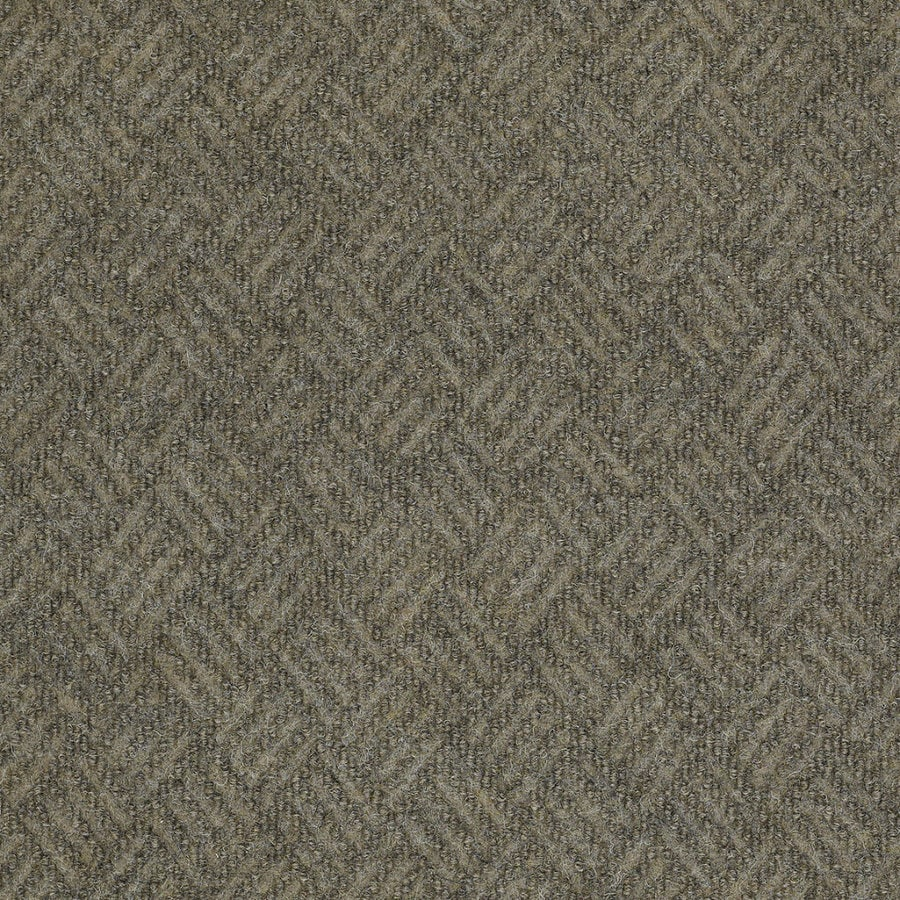 Shaw Home and Office Weathered Wood Berber Outdoor Carpet