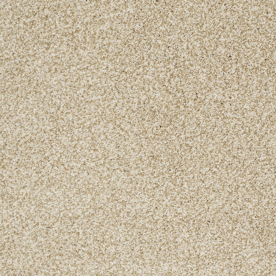 Shop STAINMASTER TruSoft Peaceful Mood II Cozy Light Textured Indoor Carpet at Lowes.com