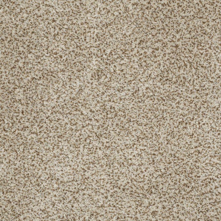 STAINMASTER TruSoft Private Oasis III Solarius Textured Indoor Carpet