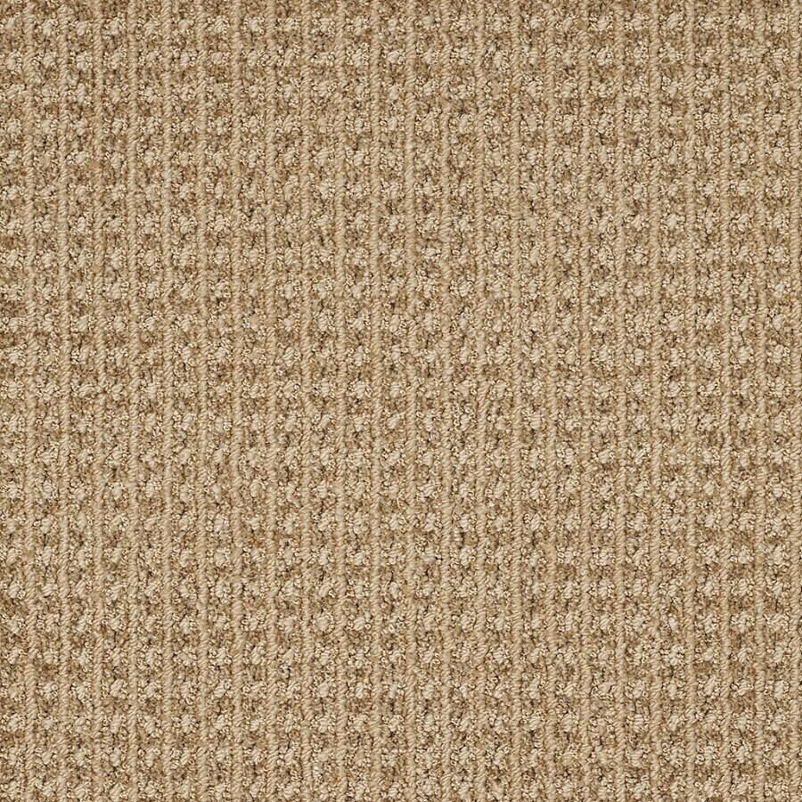 STAINMASTER TruSoft Rising Star Great Plains Berber Indoor Carpet