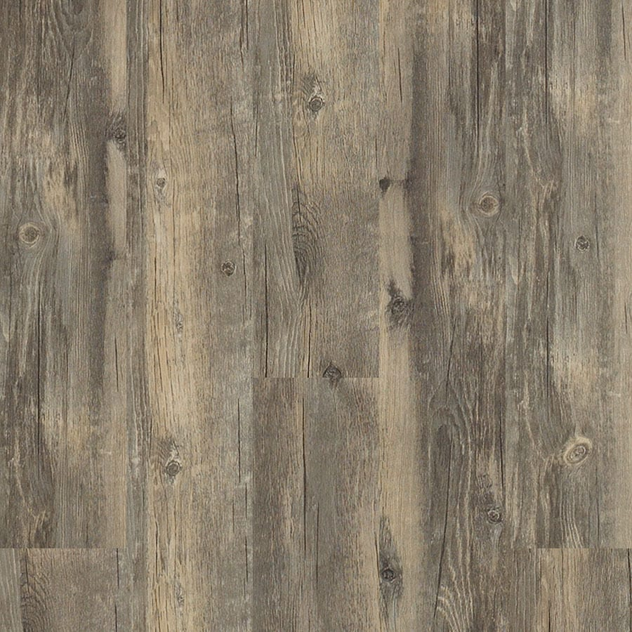 Shaw Durham 10-Piece 5.9-in x 48-in Brookshire Pine Floating Luxury Residential Vinyl Plank