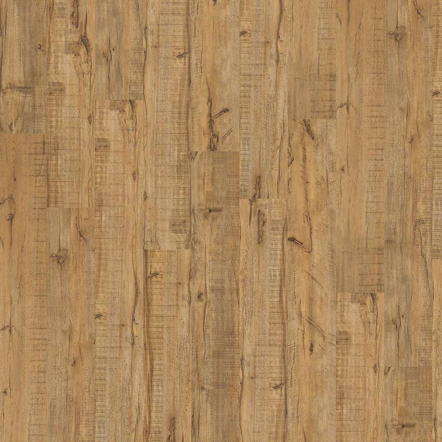Shaw Effortless Design 8-Piece 6-in x 48-in Paradigm Loose Lay Hickory Luxury Commercial/Residential Vinyl Plank