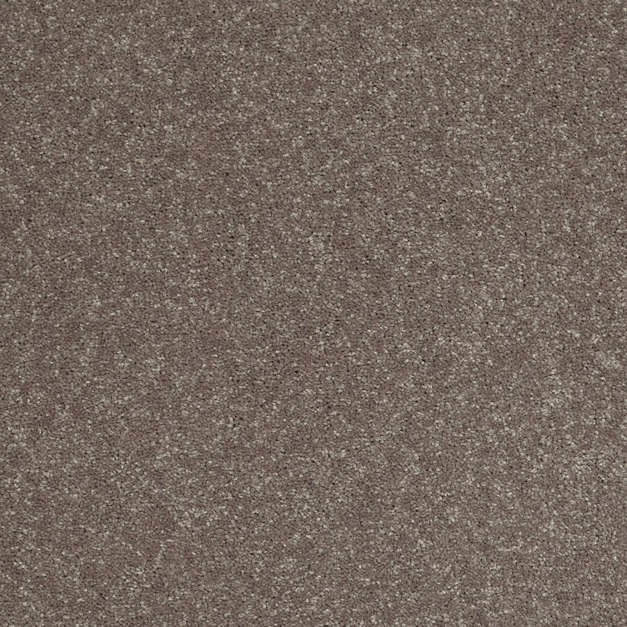 Shaw Essentials Intuition III Brown/Tan Textured Indoor Carpet