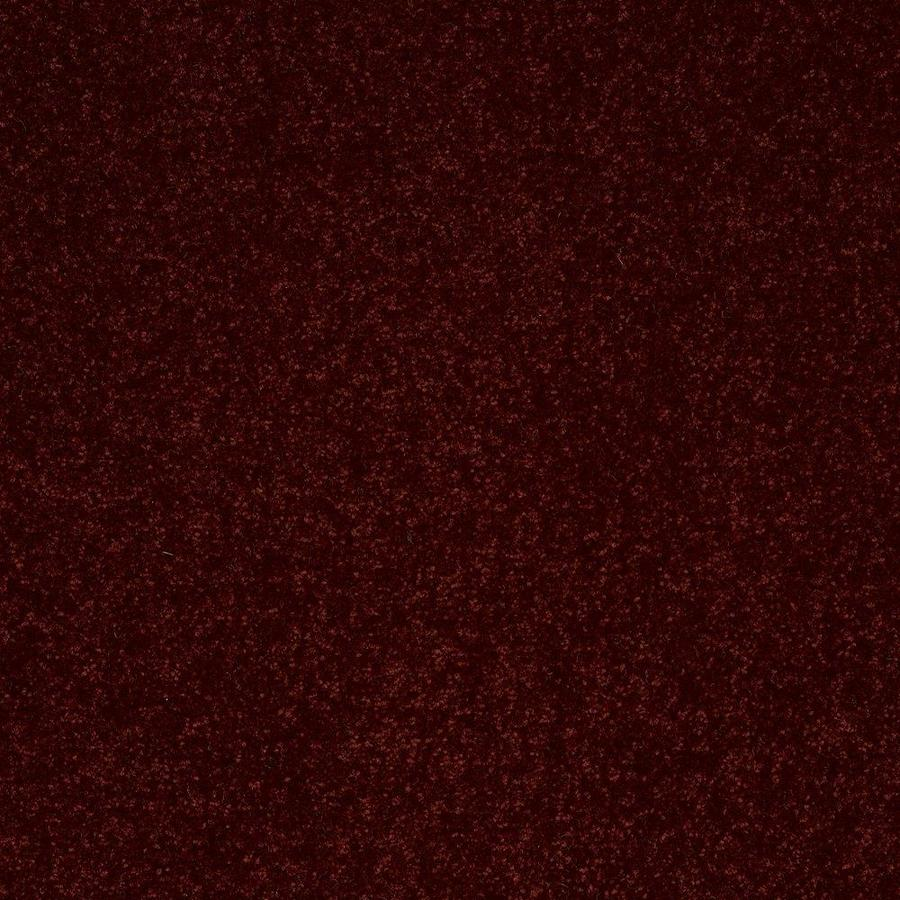 Shaw Apache Red Textured Carpet