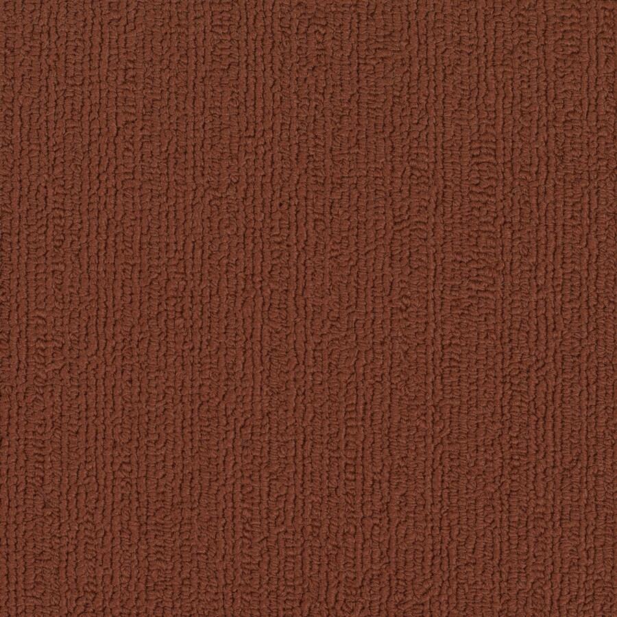 Shaw Commercial Russet Berber Indoor Carpet