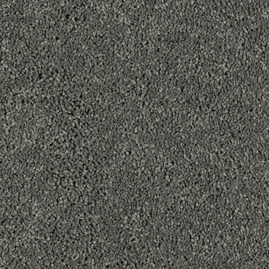 Shaw Essentials Soft and Cozy III - S Charcoals Textured Indoor Carpet