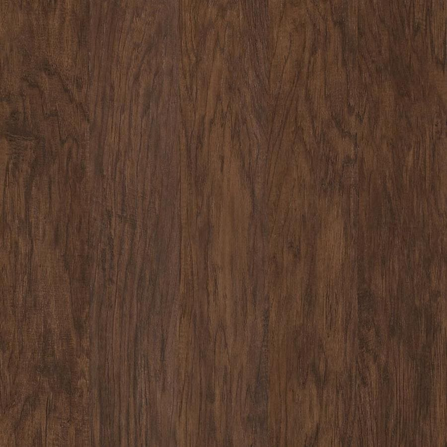Shaw Matrix 14-Piece 5.9-in x 48-in Franklin Floating Hickory Luxury Residential Vinyl Plank
