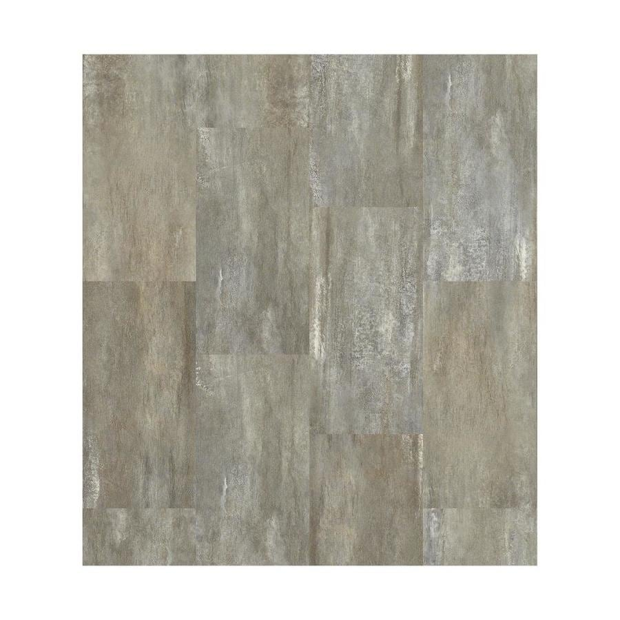 Shaw Effortless Artistry 9-Piece 12-in x 24-in Promenade Loose Lay Concrete Luxury Vinyl Tile