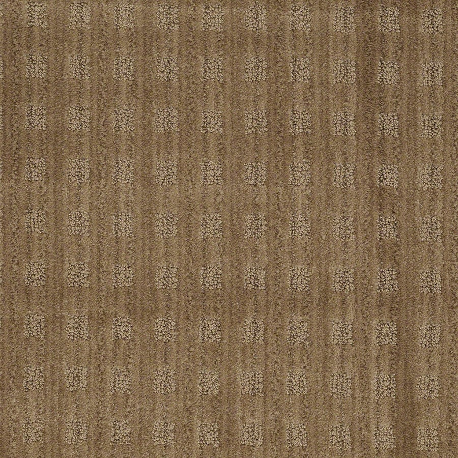 STAINMASTER Active Family Apricot Lane Starfish Berber Indoor Carpet
