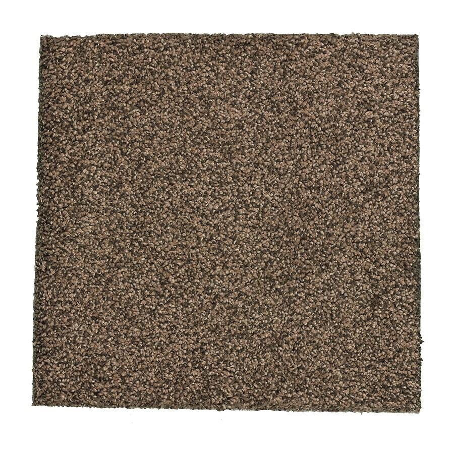 STAINMASTER Essentials Stone Peak II Mother Lode Textured Indoor Carpet