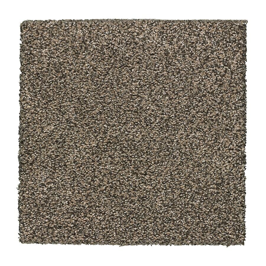 STAINMASTER Essentials Stone Peak III Moonstone Textured Indoor Carpet