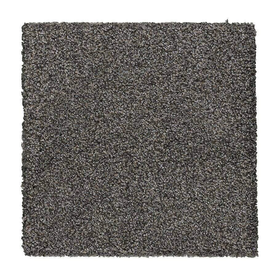 STAINMASTER Essentials Stone Peak III Aquamarine Mine Textured Indoor Carpet