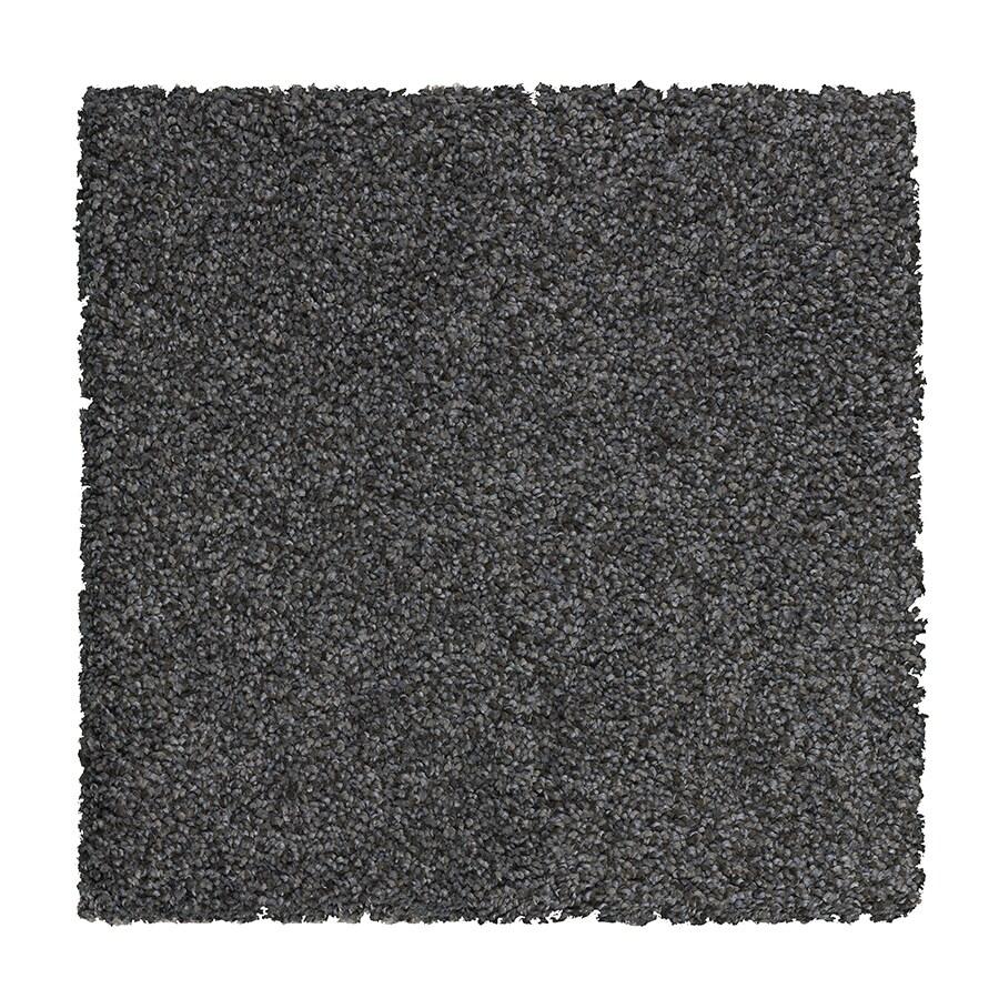 STAINMASTER Essentials Stone Peak III Vintage Lapis Textured Indoor Carpet