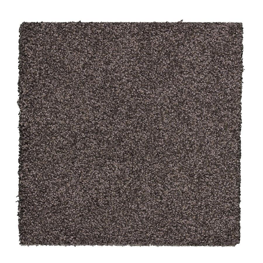 STAINMASTER Essentials Stone Peak III Raw Amethyst Textured Indoor Carpet