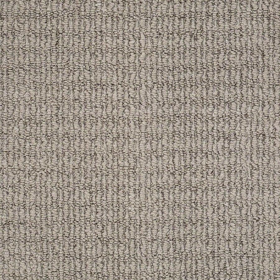STAINMASTER TruSoft Uneqivocal Varnished Berber Indoor Carpet