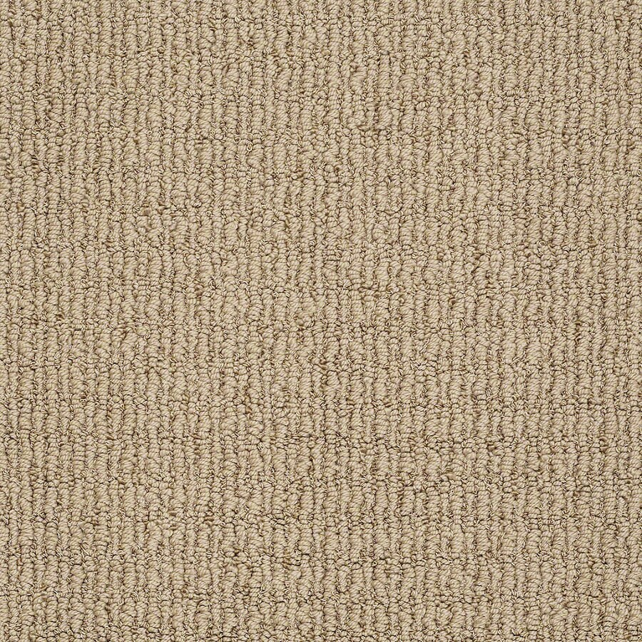 STAINMASTER TruSoft Uneqivocal Basketweave Berber Indoor Carpet